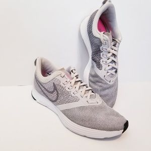 Nike zoom strike running shoes | women | 8.5